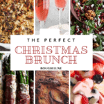 The Perfect Christmas Brunch Menu