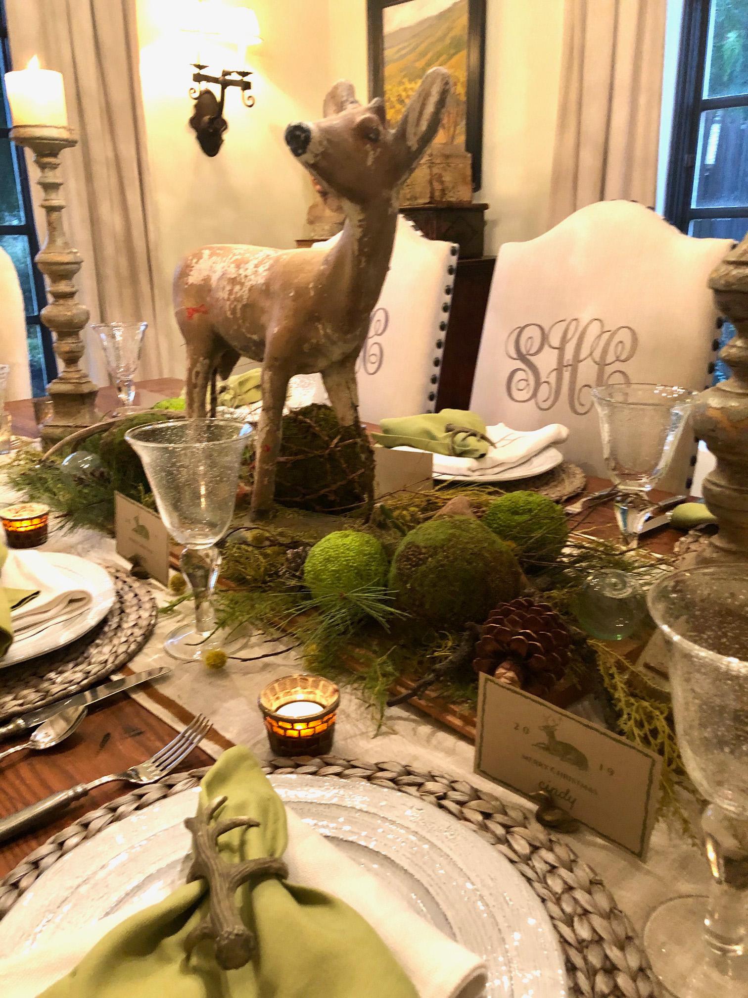 cindy hattersley design christmas table 2019 3