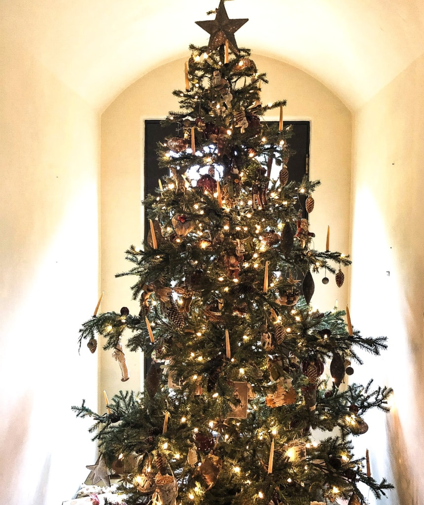 cindy hattersley's old world christmas tree