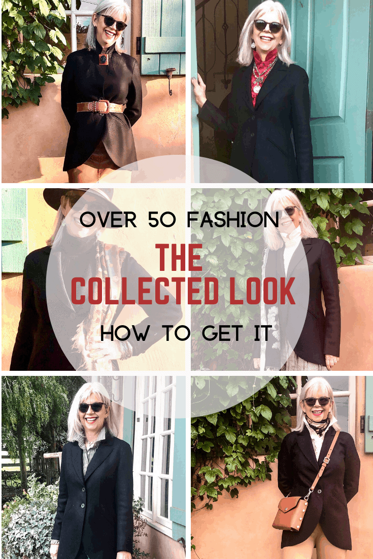 OVER 50 FASHION THE COLLECTED LOOK (1)