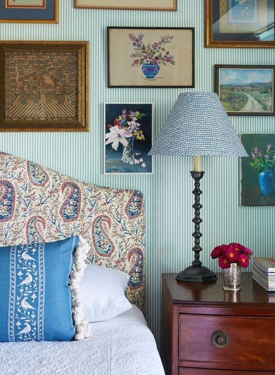 anna spiro designed bedroom
