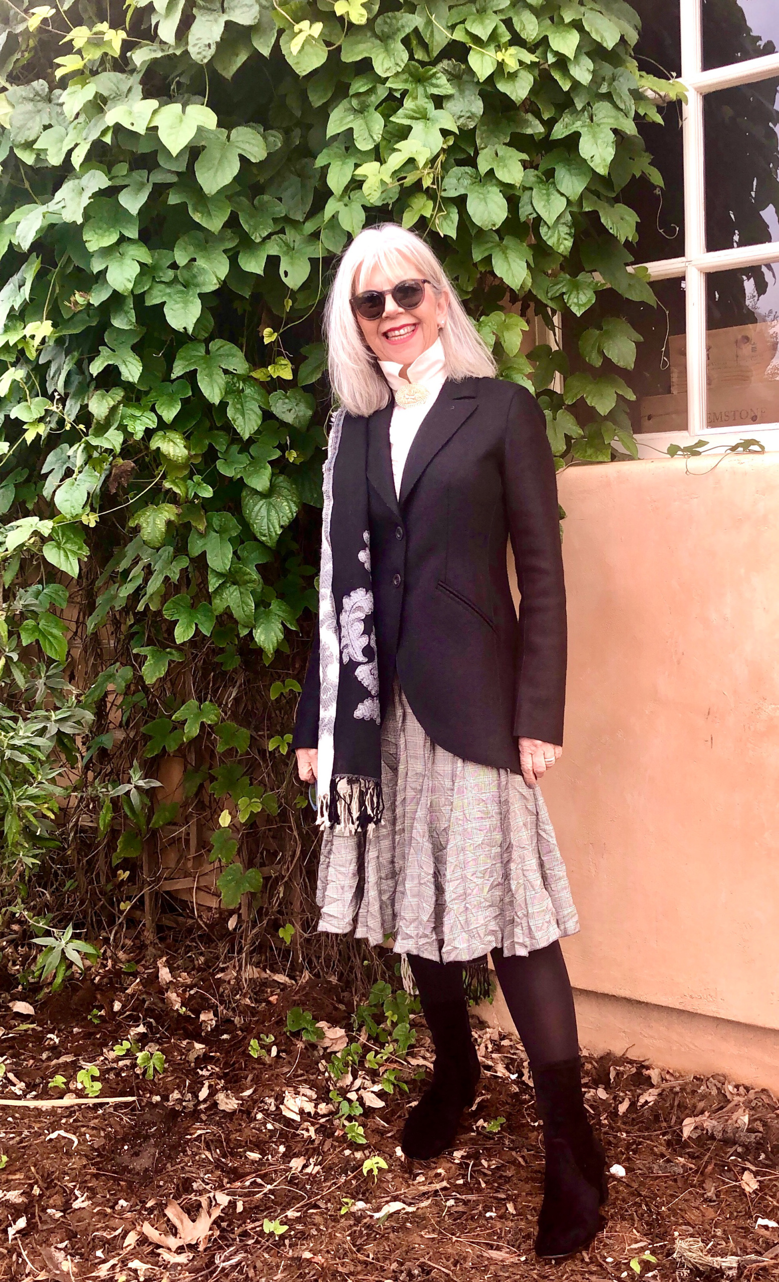 Fashion Over 50 The Collected Look