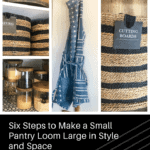 How to Make a Small Pantry Large in Style and Space
