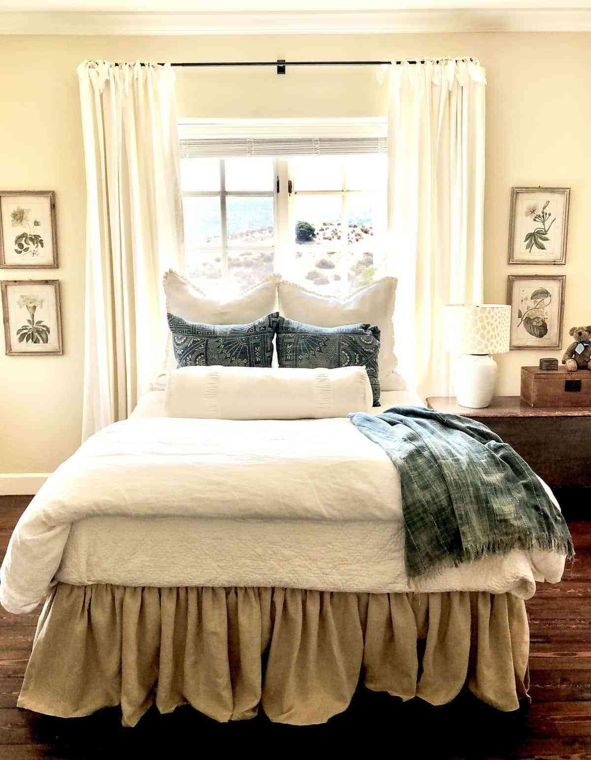cindy hattersley design guest bedroom