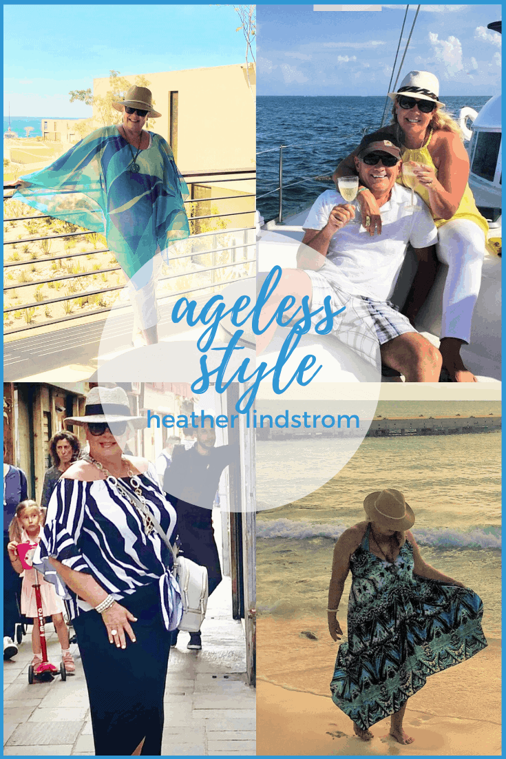 Ageless Style-Heather Lindstrom