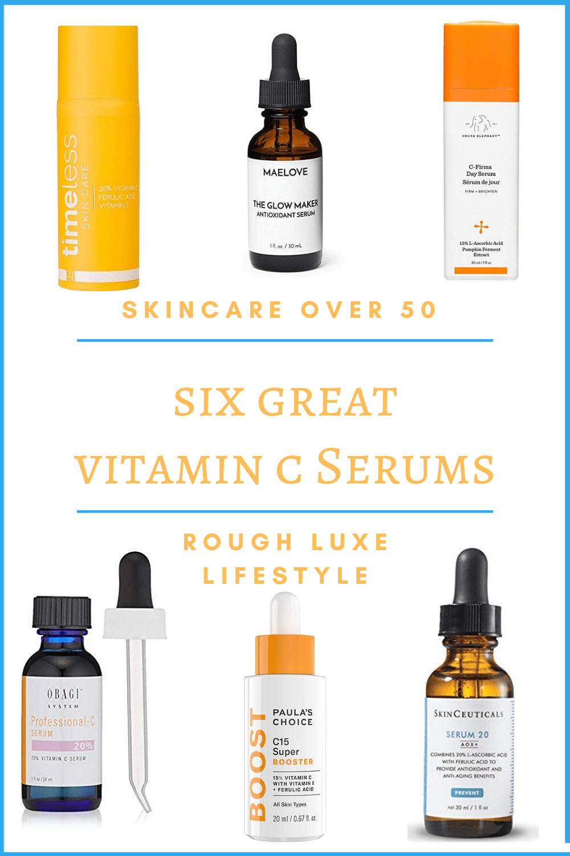 six great vitamin c serums