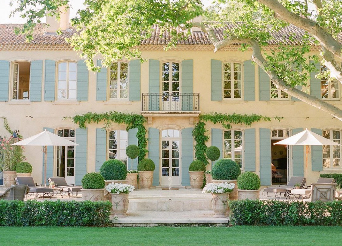 Provence Poiriers luxury vacation rental