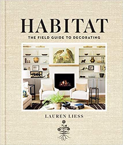 habitat book by lauren liess
