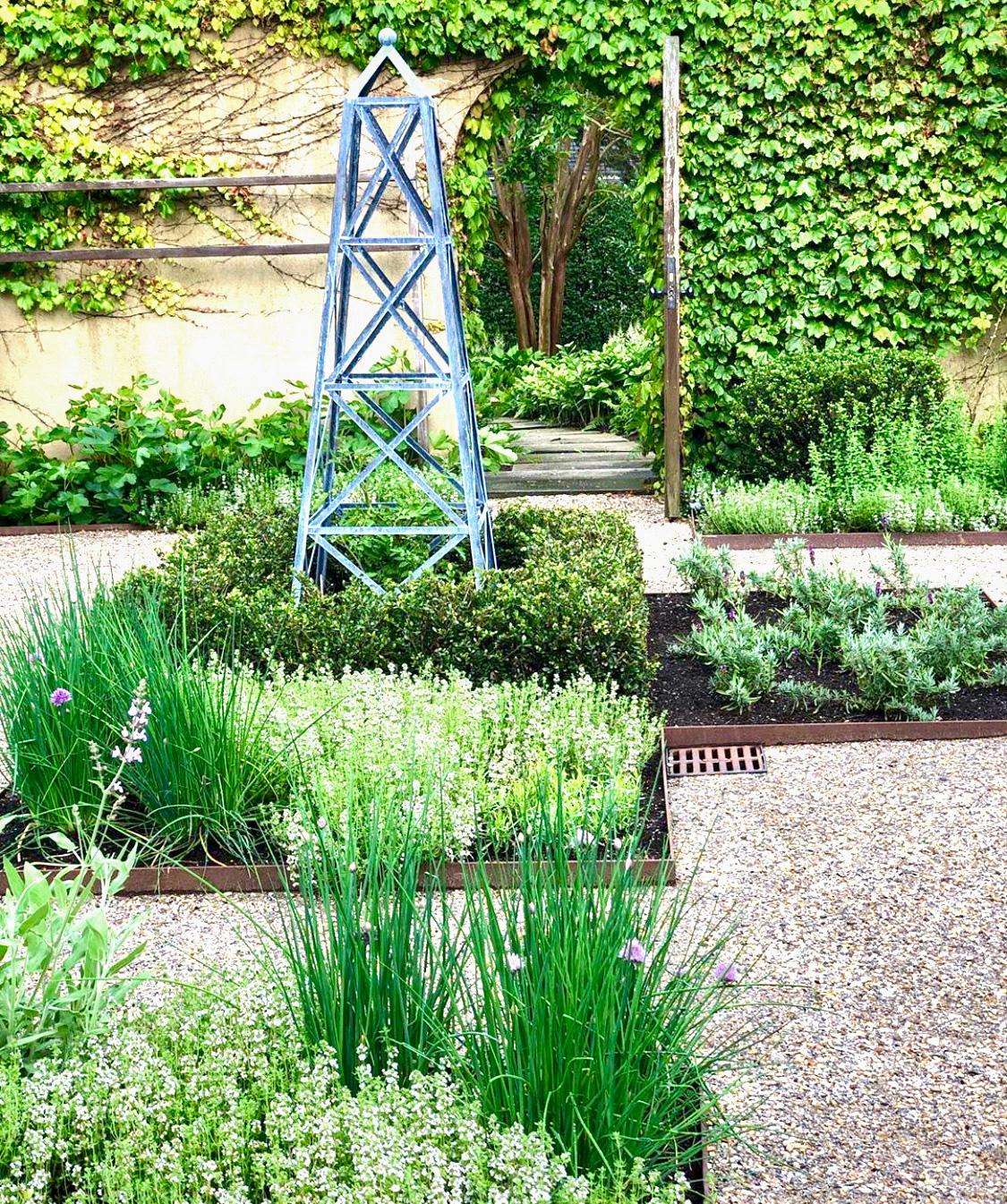 ina garten kitchen garden