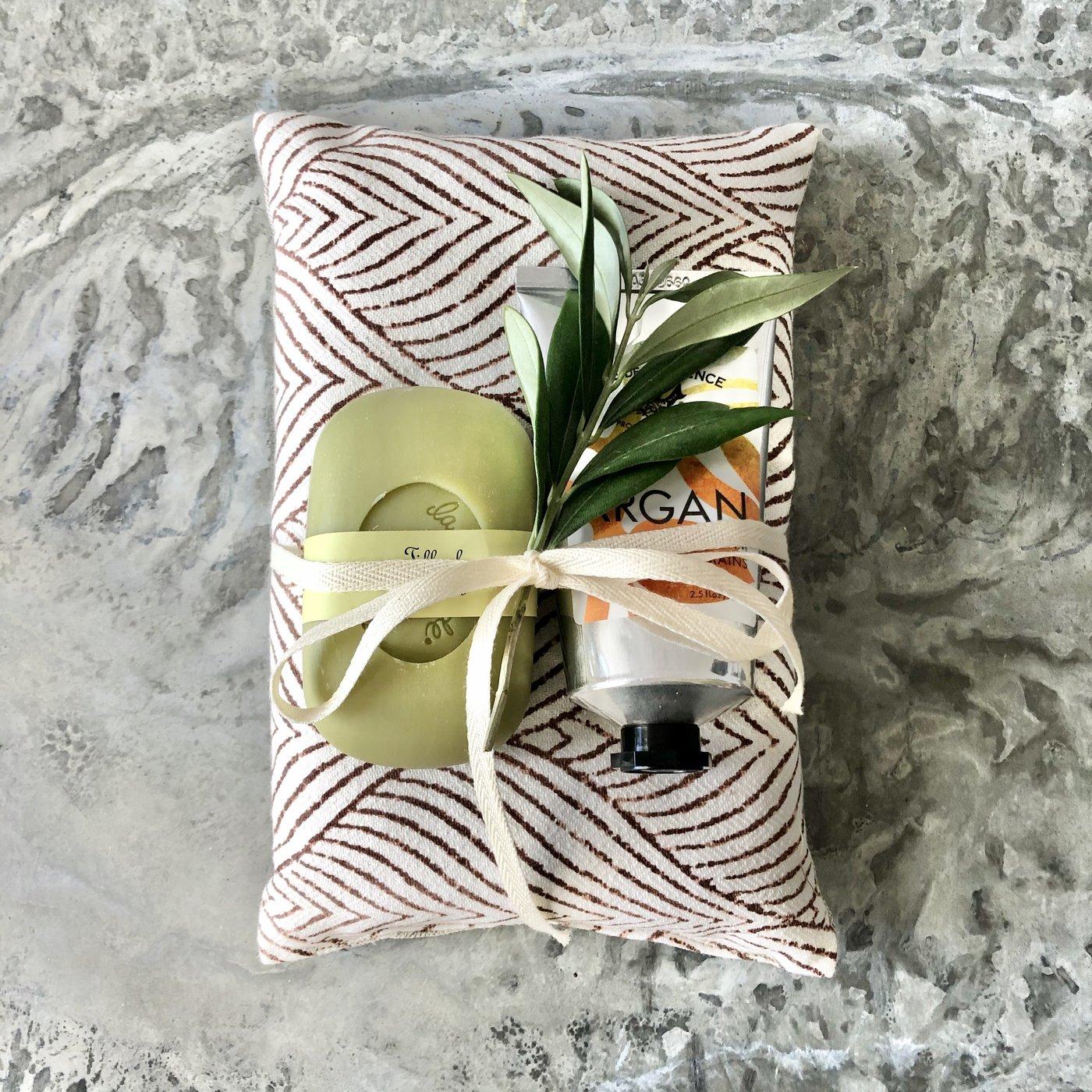tancredi & morgen care package