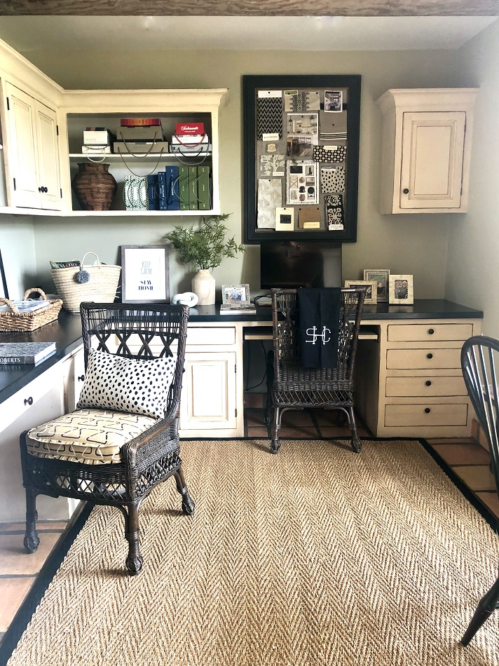 cindy hattersley design home office