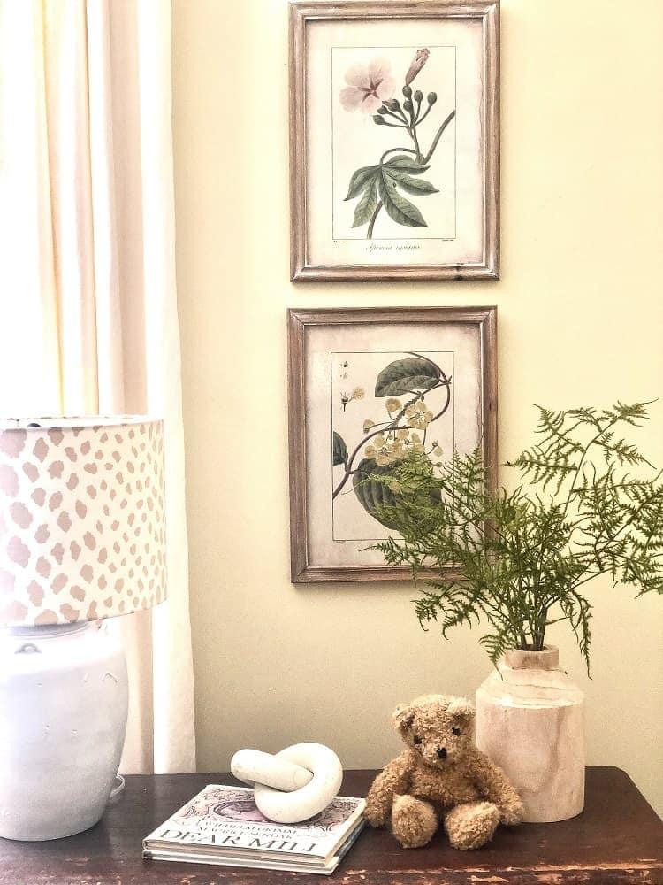 studio mcgee vase cindy hattersley grandaugter's room