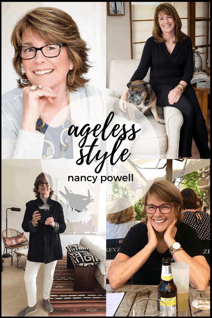 geles Style Nancy Powell