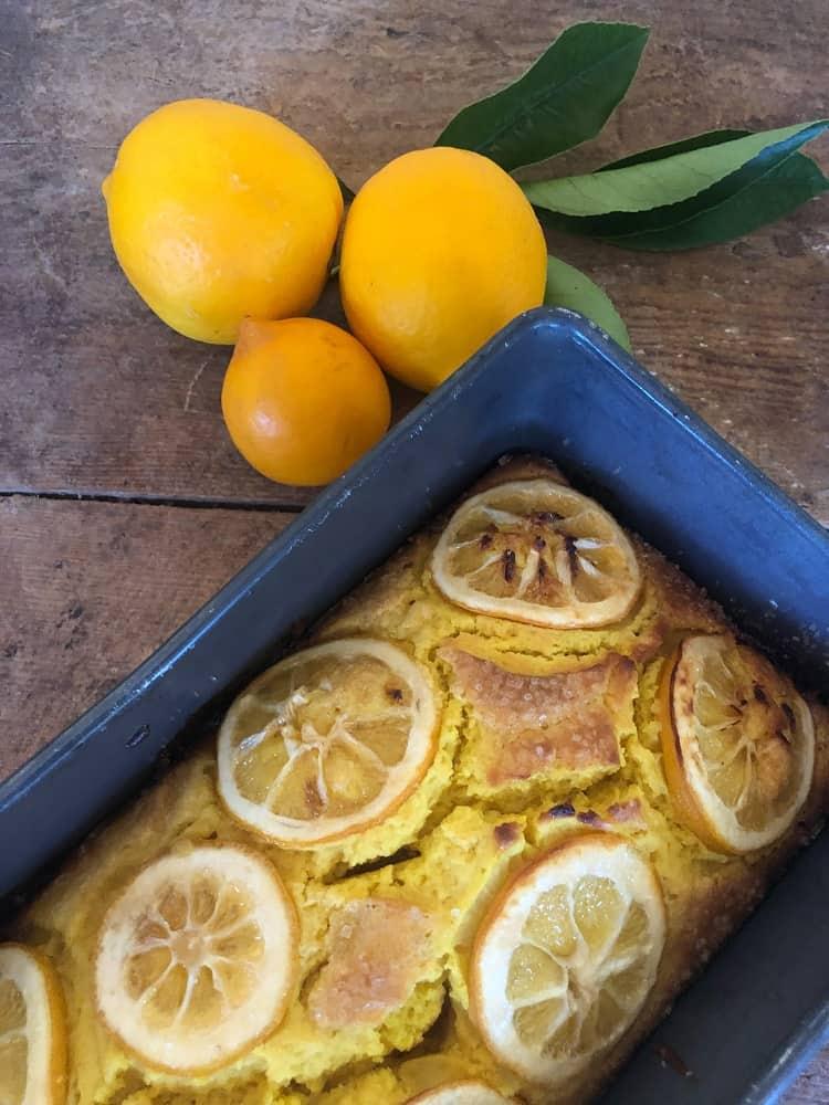 annie's lemon cake