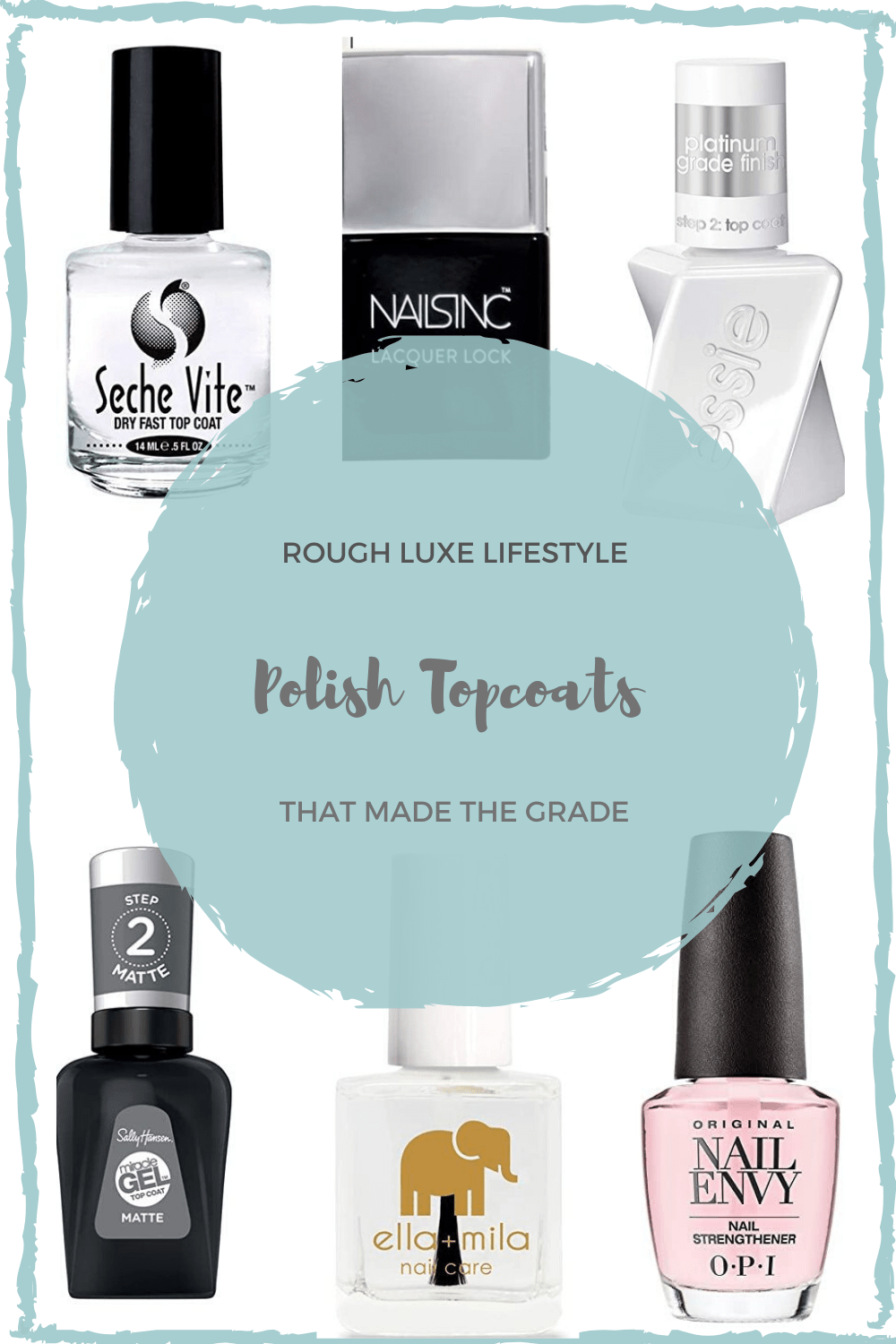 polish top coats that made the grade