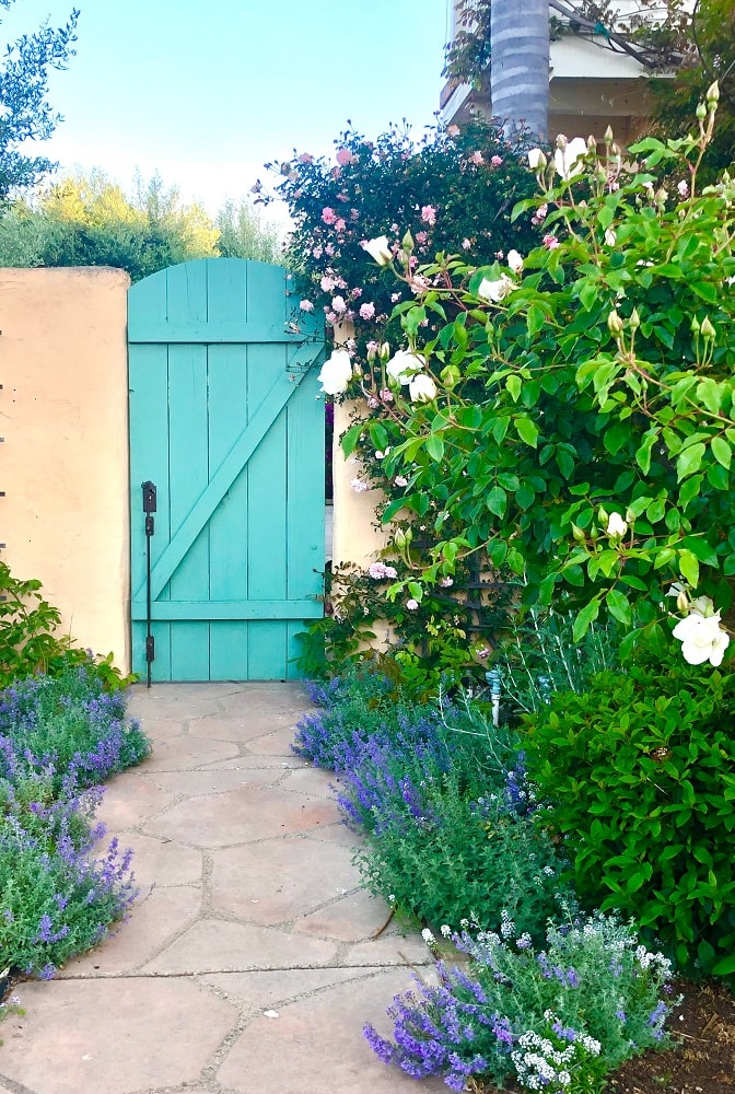 cindy hattersleys rose garden gate