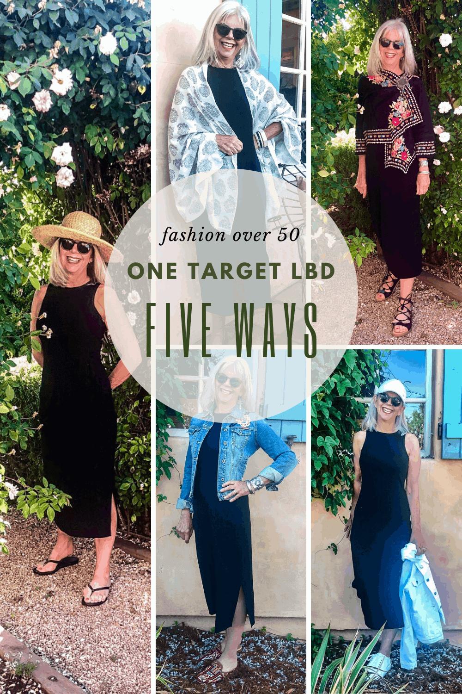 Target LBD Five Ways