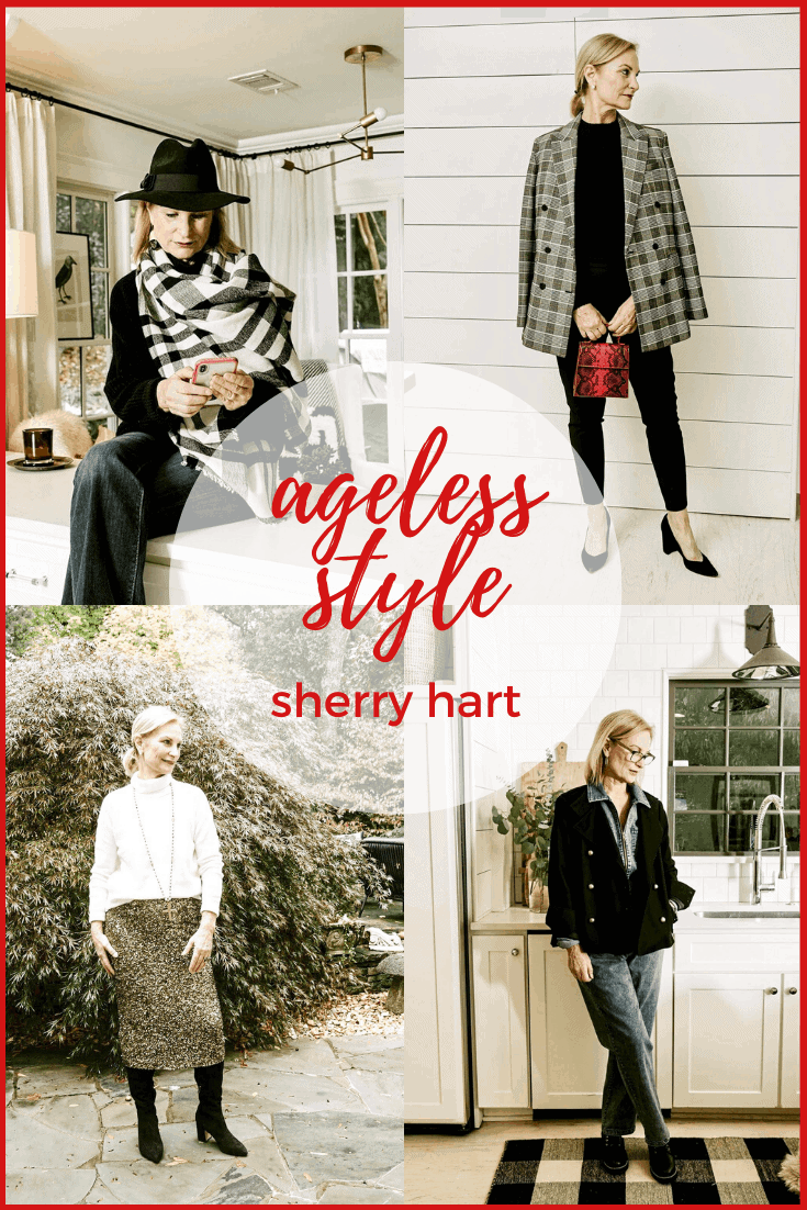 ageless style sherry hart