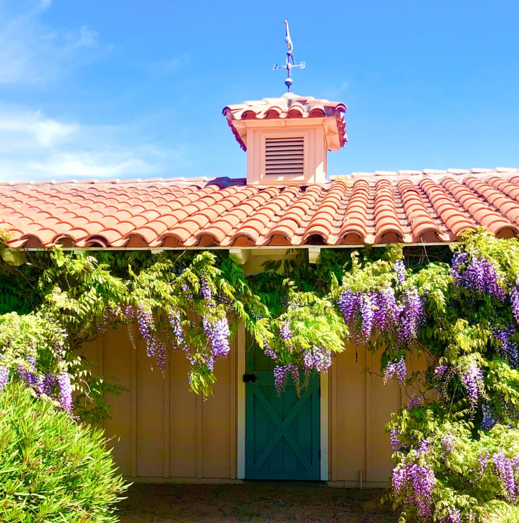 Spanish Revival Barn and Grounds