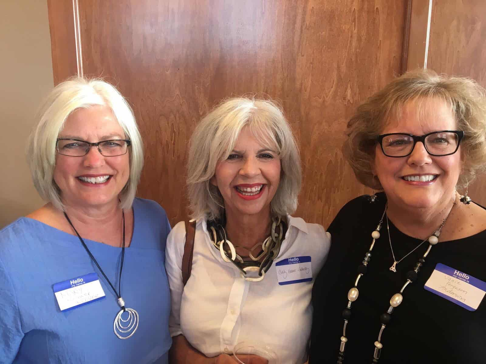 cindy hattersley and her high school friends