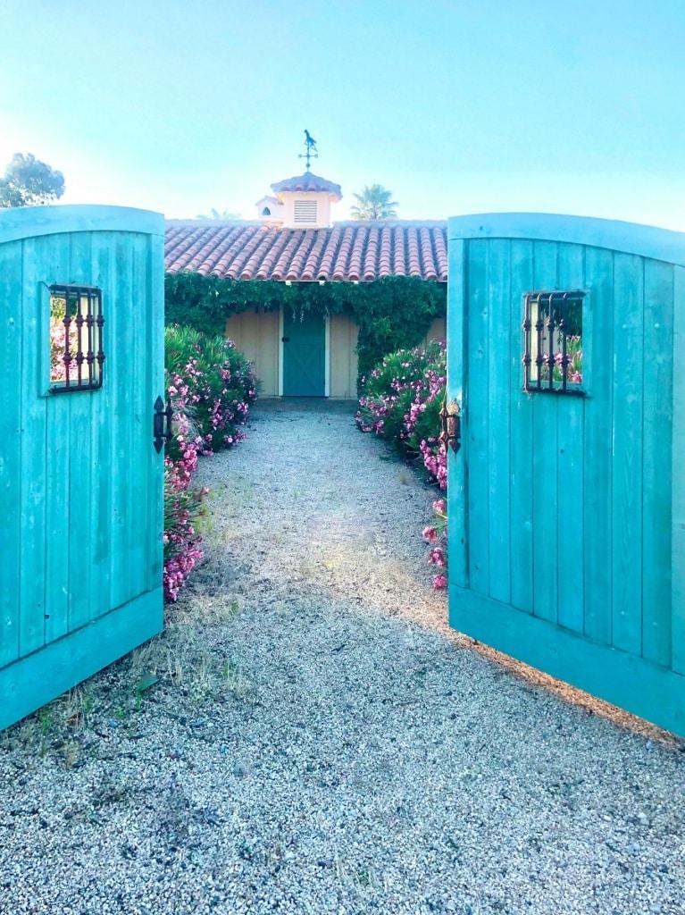 cindy hattersley barn entrance