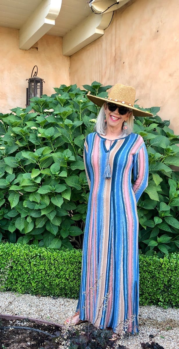 cindy hattersley in peruvian connection in peruvian connectin cowry shell hat