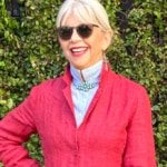 Makeup Tips and Tricks for Mature Women with Gray Hair