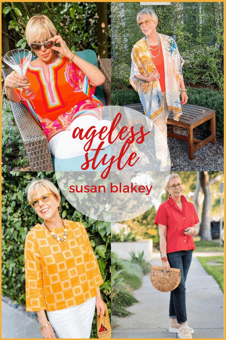 Ageless Style Susan Blakey