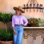 Fashion Over 50-Summer Jeans Styling