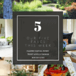 Sunday Fab Five-Madewell, Grief and More