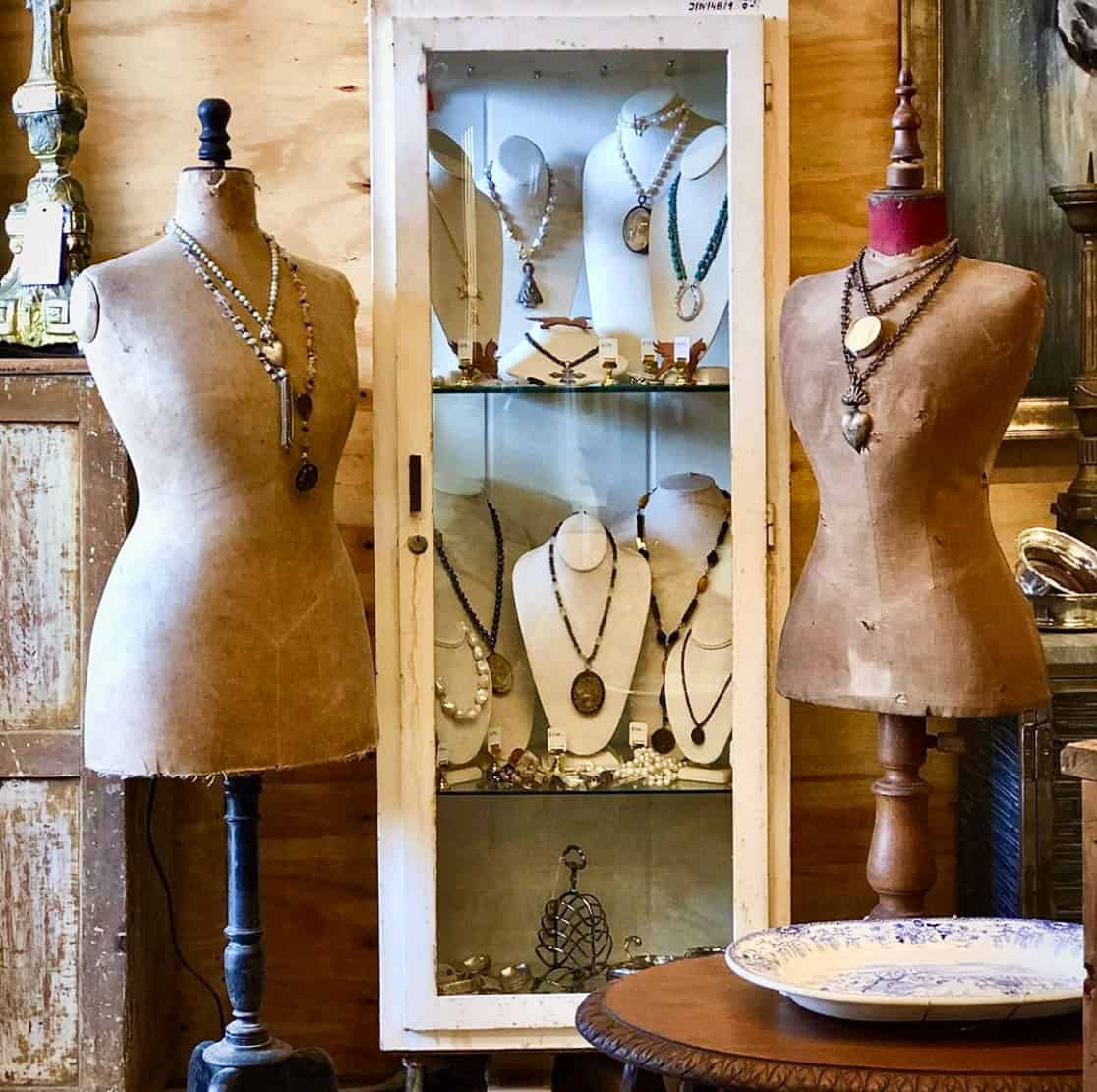 Parham and Company jewelry featured on Cindy Hattersley's blog
