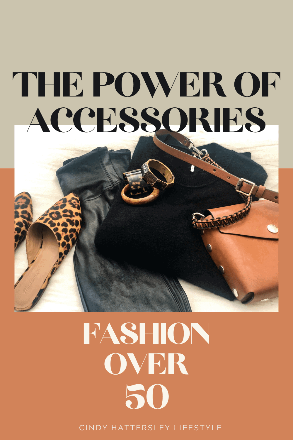 THE POWER OF ACCESSORIES cindy hattersley blog