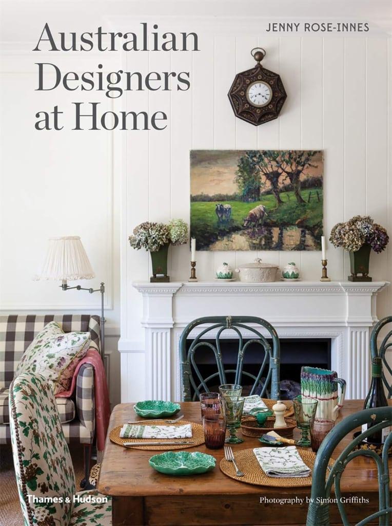 Australian Designers at home on Cindy Hattersley's blog