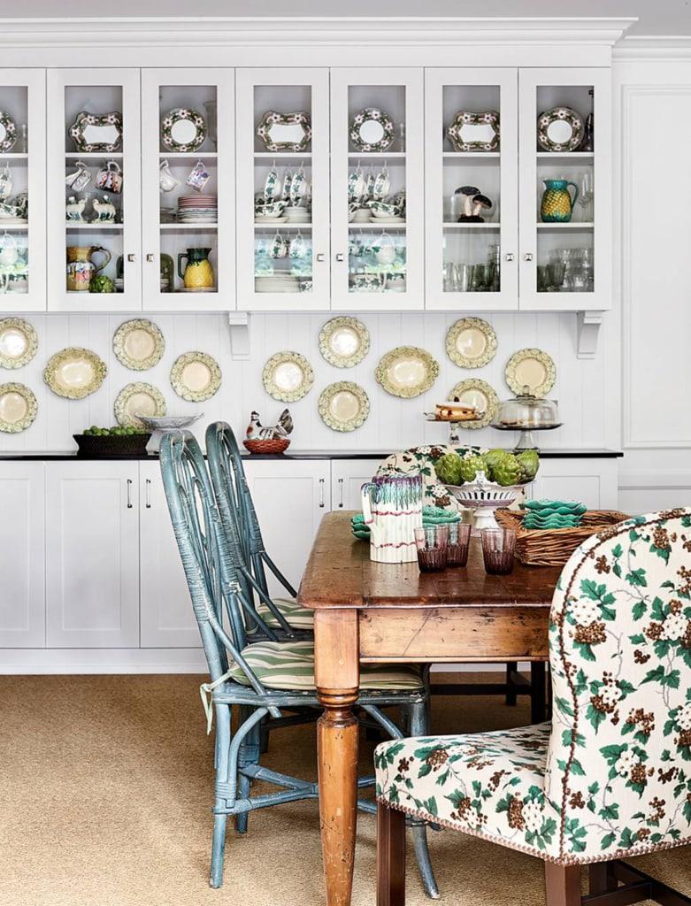 CAMERON KIMBER DINING ROOM on Cindy Hattersley's blog