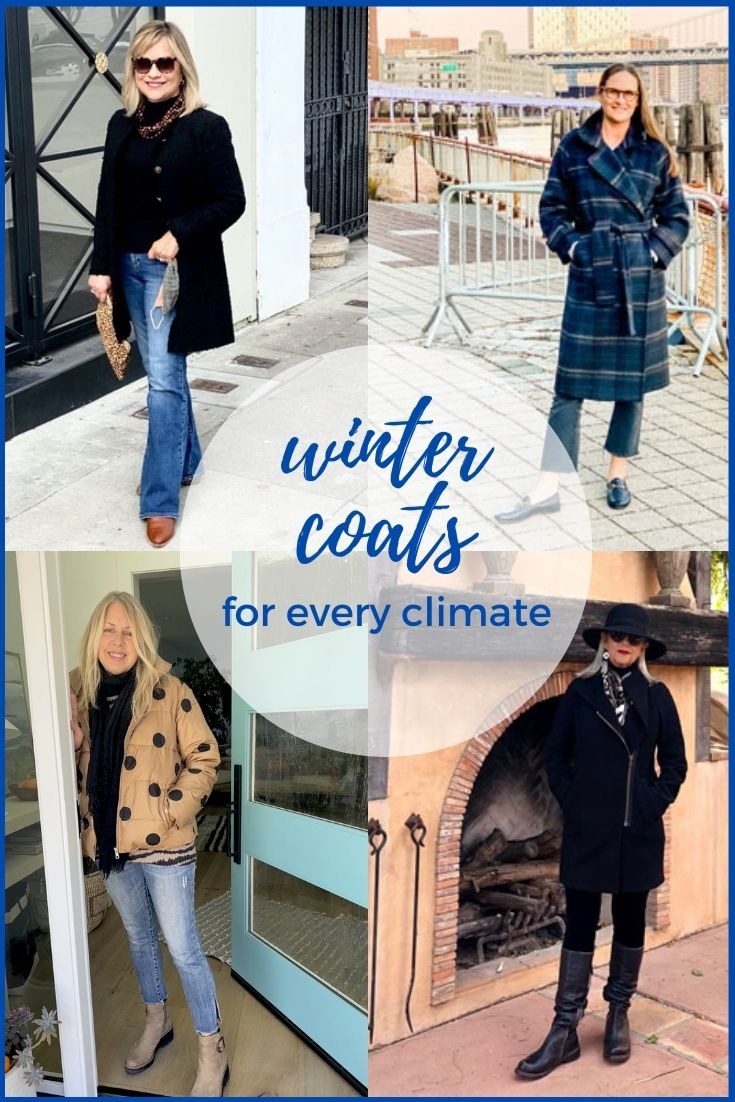 flattering coats for women over 50