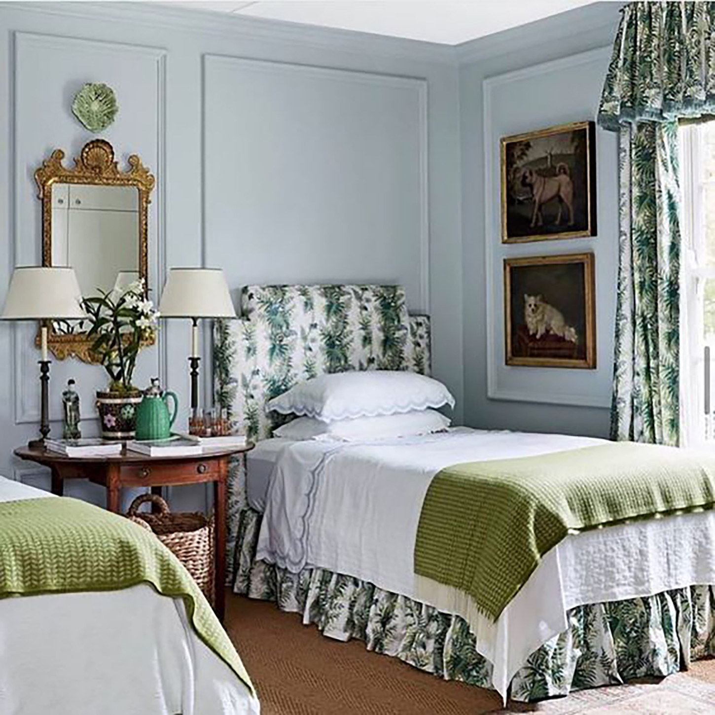 cameron kimber guest room on Cindy Hattersleys blog