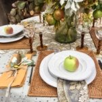 Sunday Fab Five-Fall Tablescapes and Fresh Wreaths