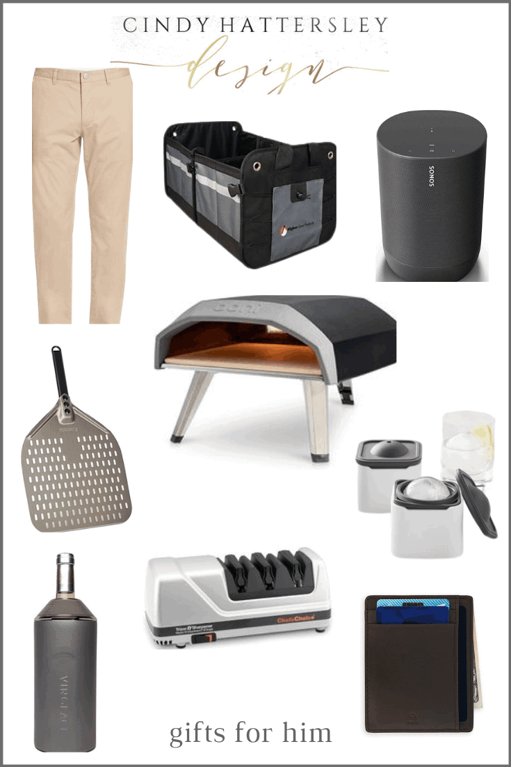 CINDY HATTERSLEY'S GIFT GUIDE FOR HIM