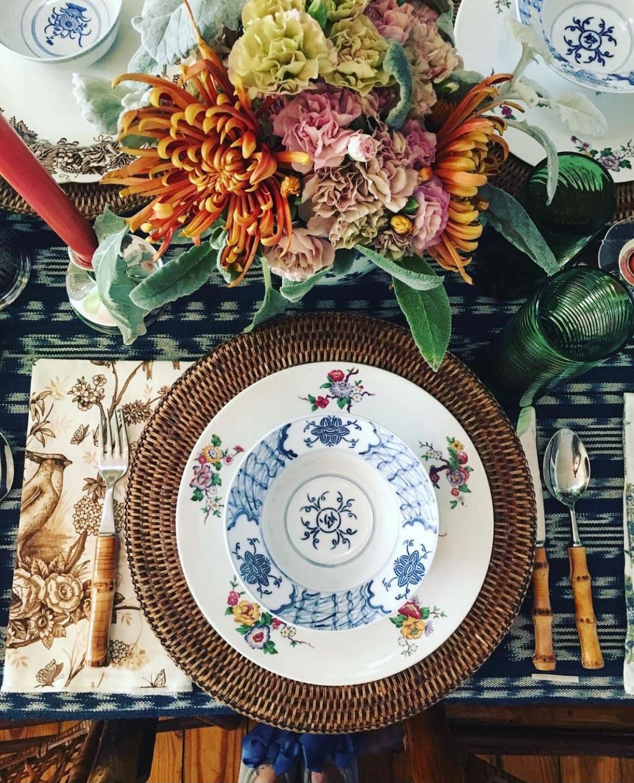maura endres fall table