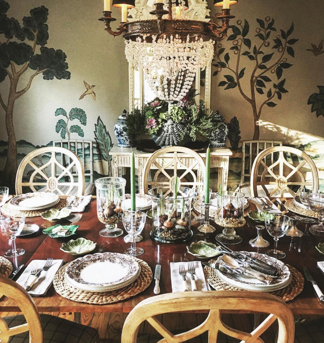 maura endres winter table