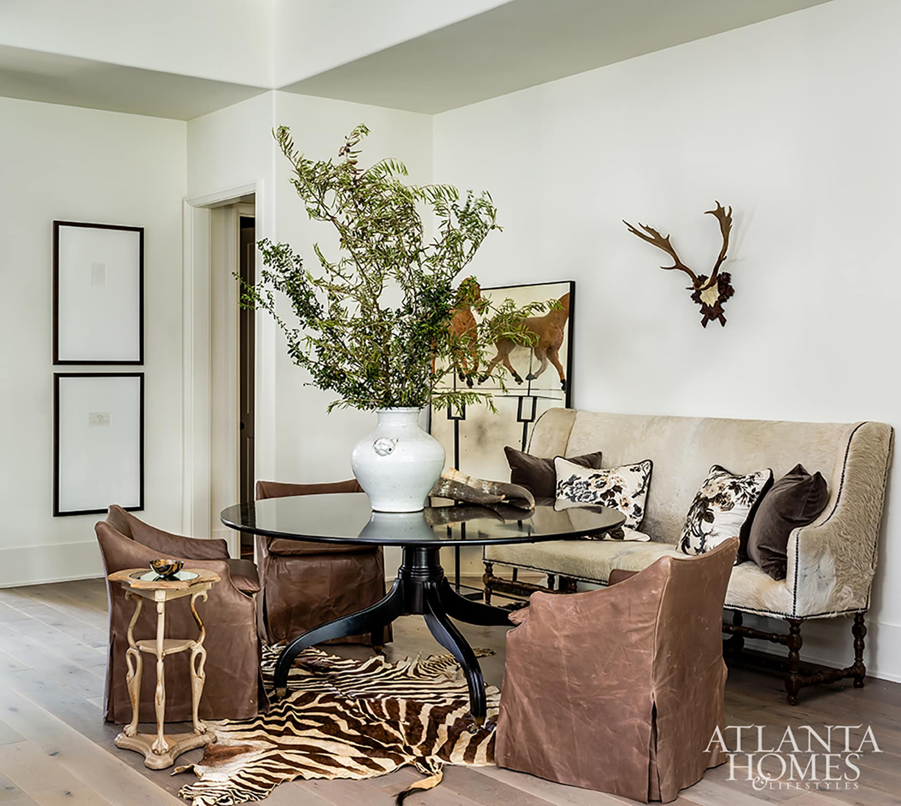 AHL.2020.Serenbe.Showhouse Lorraine Enright Design on Cindy Hattersley's blog