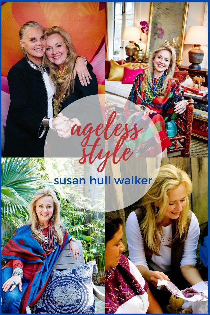 Ageless Style-Susan Hull Walker
