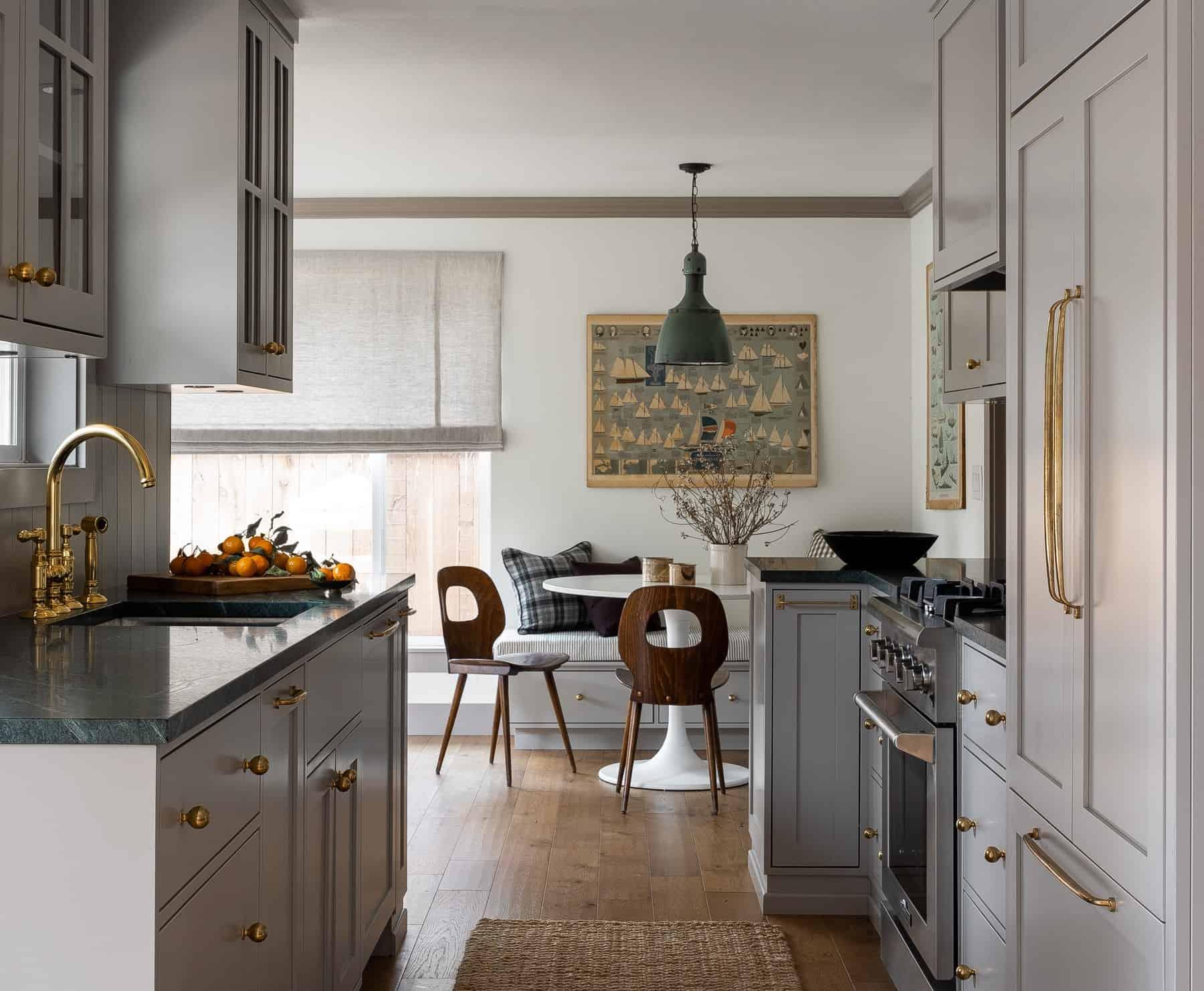 Heidi Caillier Design Kitchen