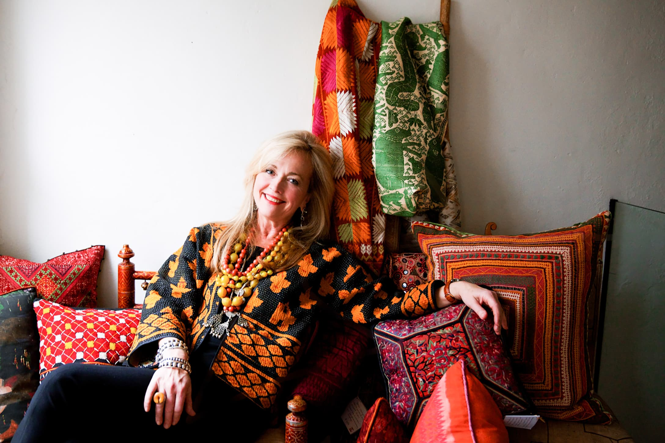 Susan Walker at IBU featured on Cindy Hattersley's blog