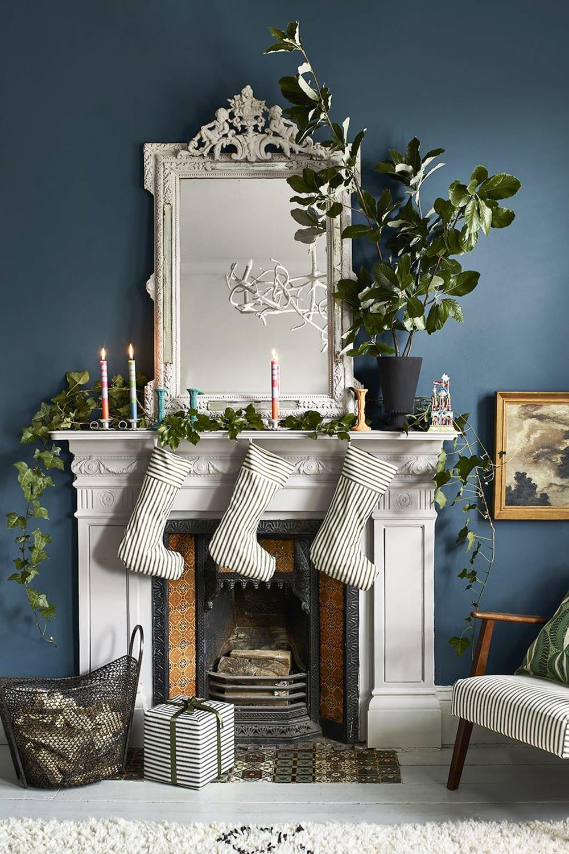 annie sloan christmas stockings