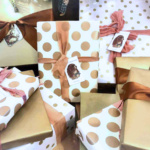 Sunday Five-Gift Wrap, Gift Ideas, Toffee and More