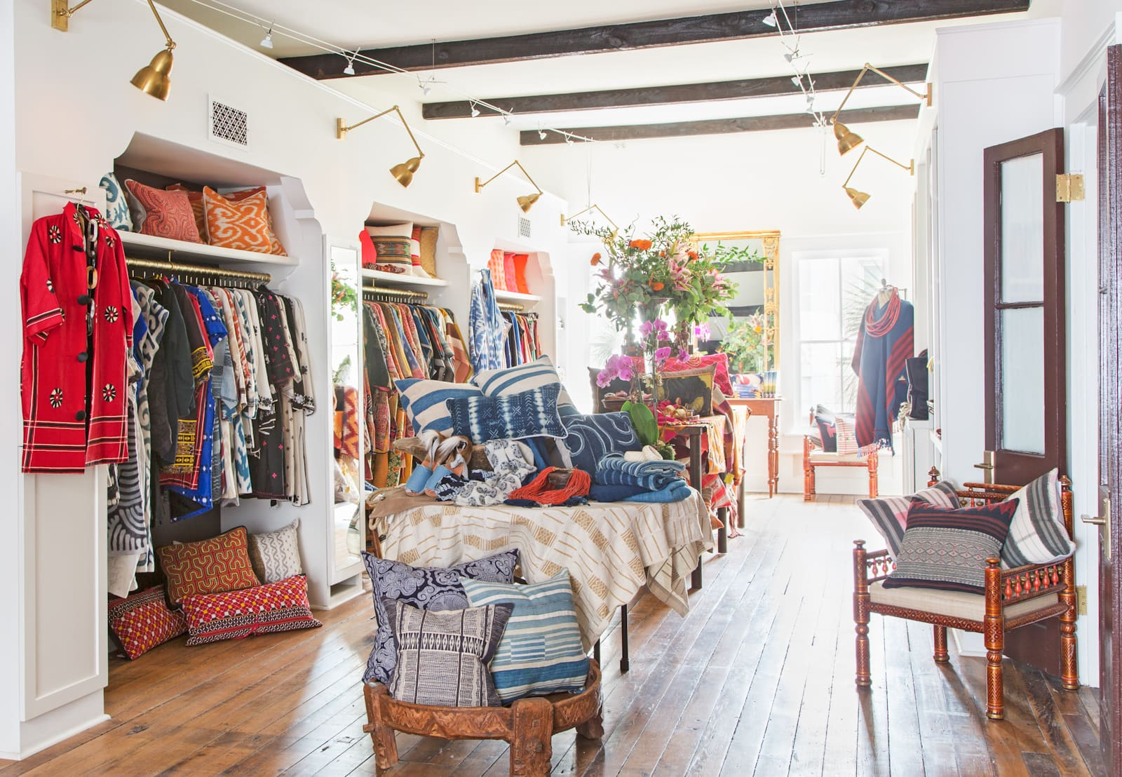 IBU showroom featured on Cindy Hattersley's blog