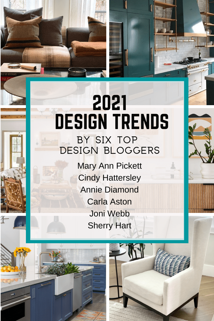 2021 Design Trends by Six Top Design Bloggers