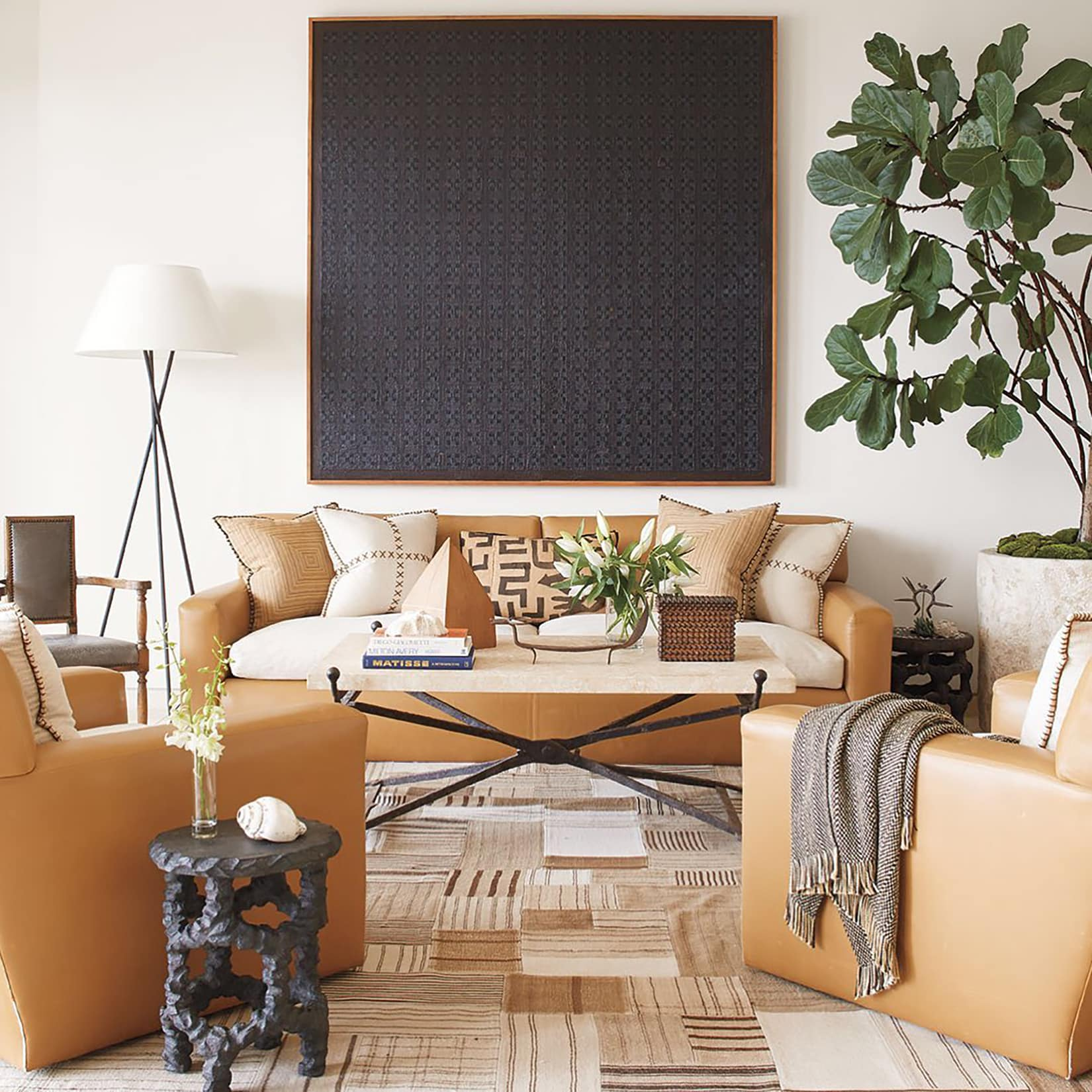 Richard Hallberg Design featured in the winter issue of Milieu via Cindy Hatterley's blog