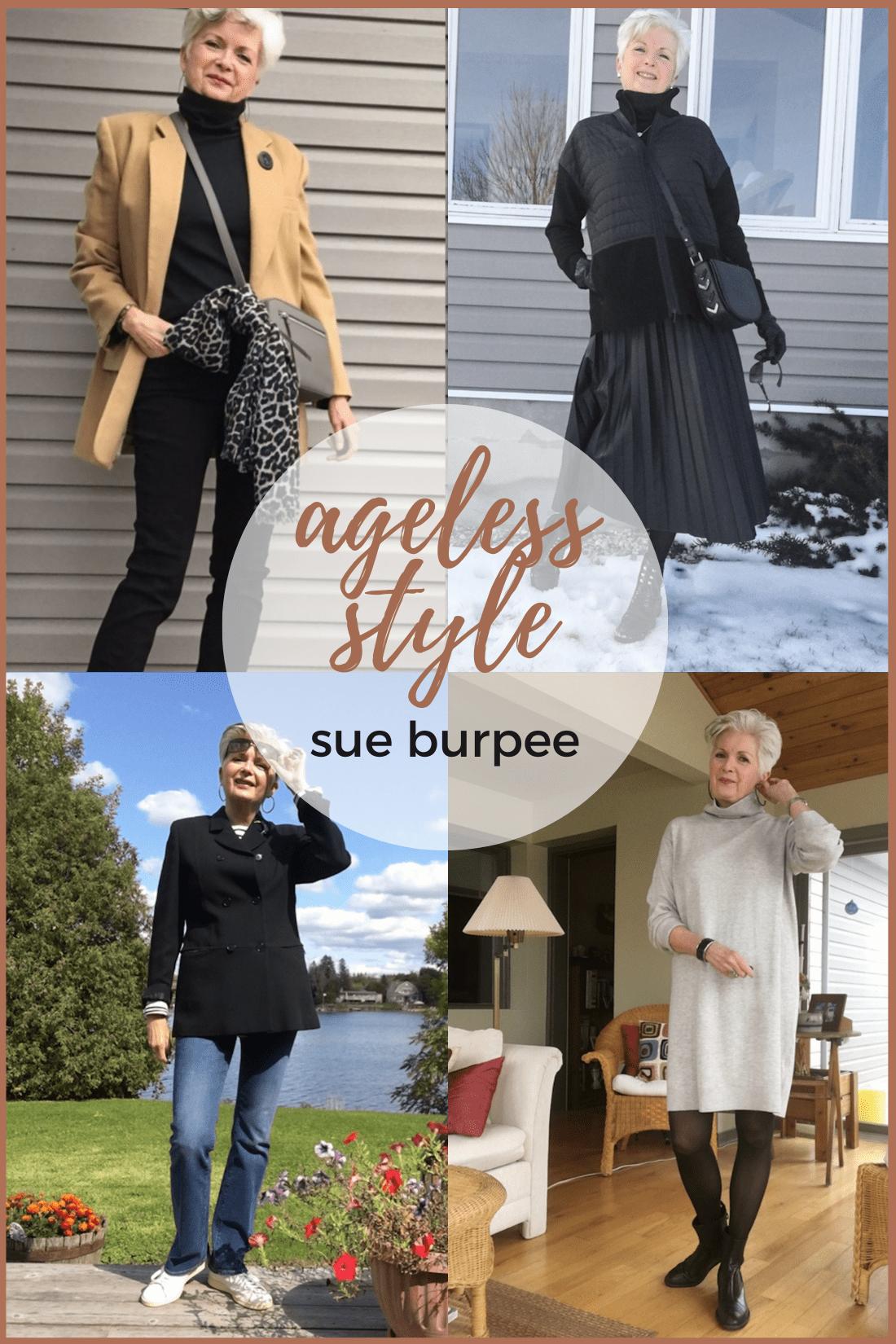 ageless style sue burpee